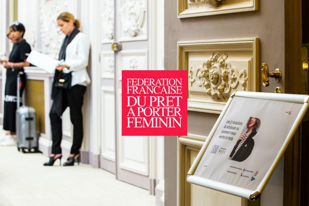 federation fr du pret a porter feminin focusmood caroline capelle tourn artiste. Black Bedroom Furniture Sets. Home Design Ideas