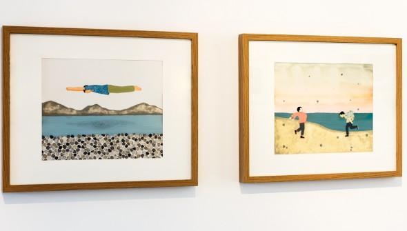 L'exposition Nyctalope à la Fondation Bullukian à Lyon est ouverte !